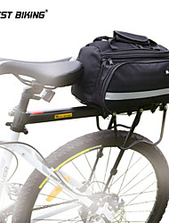 cheap -WEST BIKING® Waterproof RainCover Bag Volume 20-25L Bicycle Rear Bag