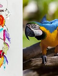Uccello Giocattoli per uccelli Metallo Plastica Multicolore
