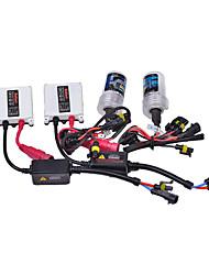 Недорогие -9003 / H10 / H16 Для кроссовера / Для автоматического транспортера / Для трактора Лампы 3000 W 2800 lm Налобный фонарь Назначение