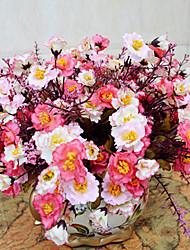 Недорогие -высококачественный искусственный цветок яркий цвет пиона шелк цветок для свадьбы и декоративные