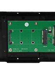 Недорогие -maiwo SATA для msata преобразователь интерфейса карты карты kt008b