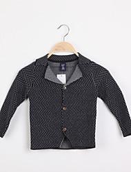 cheap -Boys' Sweater & Cardigan Spring Fall Long Sleeves Black