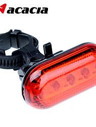 Luci bici / Luce posteriore per bici / luci di sicurezza - - Ciclismo Facile da portare Batteria a bottone Lumens Batteria Ciclismo-