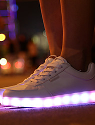 LED Light Up Shoes, Running Shoes 2017 New Arrival Men's Shoes USB charging Outdoor/Athletic/Casual Best Seller Fashion Sneakers Blue/Navy