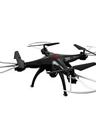 abordables -RC Dron SYMA X5SC 4 Canales 6 Ejes 2.4G Con Cámara Quadccótero de radiocontrol  Con Cámara Mando A Distancia Cámara Cable USB 1 Batería