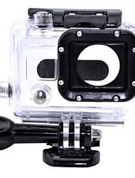 Smooth Frame custodia protettiva Vite Montatura impermeabile Custodia Montaggio Impermeabile Per Videocamera sportiva Gopro 3 Gopro 3/2/1