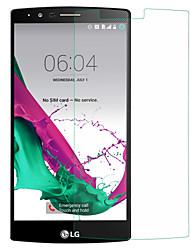 ราคาถูก -กันรอยหน้าจอ สำหรับ LG LG G4 กระจกไม่แตกละเอียด 1 ชิ้น ความละเอียดสูง (HD)