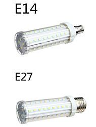 abordables -YWXLIGHT® 1650 lm E14 E26/E27 Ampoules Maïs LED T 58 diodes électroluminescentes SMD 2835 Blanc Chaud Blanc Froid CA 100-240V