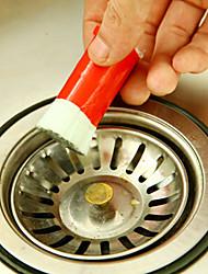 2pc magisk pind rustfrit stål dekontaminering rengøringsbørste metal rust remover