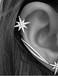 cheap -Rhinestone Simple Style Star Screen Color Jewelry