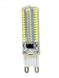 ywxlight® e14 g9 g4 e17 led corn lights 104 smd 3014 720 lm bianco caldo bianco freddo ac 220-240 ac 110-130 v