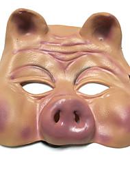 economico -Maschere di Halloween Giocattoli Maiale A tema horror Pezzi Halloween Mascherata Regalo
