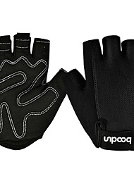cheap -BOODUN® Sports Gloves Bike Gloves / Cycling Gloves Moisture Permeability Breathable Reduces Chafing Shockproof Fingerless Gloves Cotton