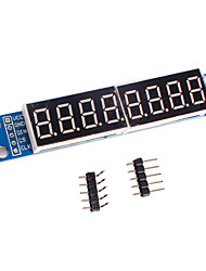 cheap -MAX7219 CWG 8-Digit Digital Tube Display Control Module