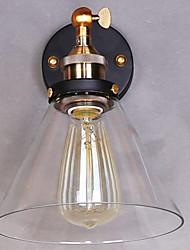 cheap -Rustic / Lodge Wall Lamps & Sconces Metal Wall Light 110-120V / 220-240V