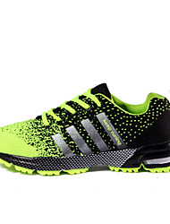 Hiking Shoes Running/ Men's Shoes Tulle Black/Green/Red