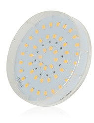 cheap -5 400-500LM lm Puck Lights 21 leds Easy Install Warm White Cold White Natural White AC 220-240V