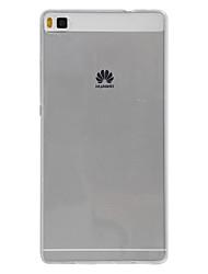 economico -logrotate®high fondello trasparente TPU protettivo per Huawei p8 / p8 lite