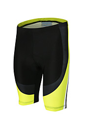 Arsuxeo Cycling Padded Shorts Men's Bike Shorts Padded Shorts/Chamois Bottoms Bike Wear Quick Dry Breathable Compression 3D Pad Limits