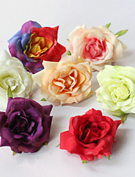 cheap -Fabric Flowers 1 Wedding Special Occasion Casual Headpiece