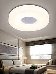 cheap -Ecolight™ Flush Mount Ambient Light - LED, 90-240V, Warm White / White, Bulb Included / 5-10㎡ / LED Integrated