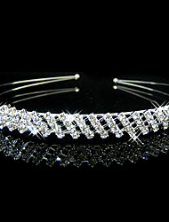 Women's Flower Girl's Alloy Headpiece-Wedding Special Occasion Headbands 1 Piece