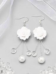 Недорогие -Белый Белый Кристалл - Цветы Белый Назначение