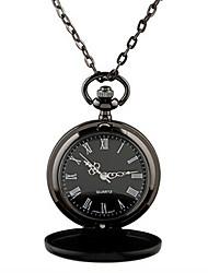 Homens Relógio de Bolso Colar com Relógio Quartzo Lega Banda