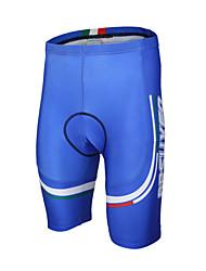 billige -Arsuxeo Cykelshorts med indlæg Herre Cykel Shorts Forede shorts Underdele Cykeltøj Hurtigtørrende Åndbart Komprimering 3D Måtte Begrænser