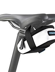 Rosewheel Bolsa de Bicicleta 0.5LBolsa para Bagageiro de Bicicleta Prova-de-Água Zíper á Prova-de-Água Vestível Resistente ao ChoqueBolsa