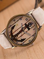 Недорогие -Жен. Модные часы Кварцевый Горячая распродажа PU Группа Кулоны