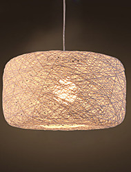 European Fashion Chandelier Modern Minimalist Home Rattan Ball Restaurants Bedroom Chandelier