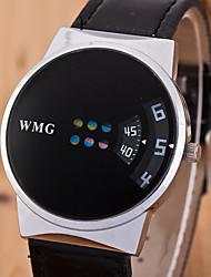 cheap -Fashion Men Watch Leather Strap Watch Ladies Quarzt Watches Relogio Feminino Wrist Watch Cool Watch Unique Watch