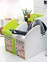 Cucina Plastica Scaffali e porta-oggetti