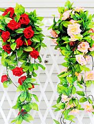 Svila / Plastika / Ratan Roses Umjetna Cvijeće