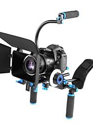 Недорогие -yelangu® установка системы DSLR установить комплект киноленте решений, кронштейн для всех цифровых зеркальных камер и видеокамеры