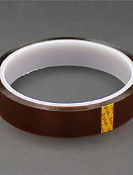 economico -alte temperature kapton resistente poliimmide nastro - tan (18 millimetri x 30m)