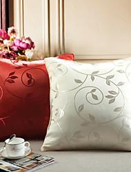 billige -Stk. Polyester Pude med hul til fyld, Blomstret Afslappet Dekorativ Land Traditionel Tradisjonell / Klassisk Moderne / Nutidig