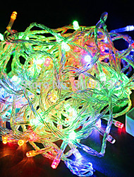 cheap -YouOkLight® Multi-color RGB 180-LED /Decoration String Lights (18-Meter/220-240V AC)