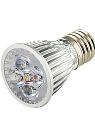 economico -E26/E27 Faretti LED A50 5 leds LED ad alta intesità Decorativo Bianco caldo 450lm 3000K AC 220-240 AC 110-130V