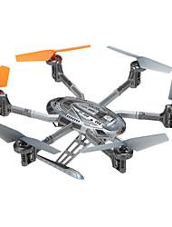 billige -RC Drone Walkera QR Y100 7KN 3 Akse 5.8G Med HD-kamera 2.0MP 2.0MP Fjernstyret quadcopter En Knap Til Returflyvning / Auto-Takeoff /