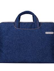 abordables -Bolsos de Mano Un Color Textil para MacBook Pro 15 Pulgadas / MacBook Air 13 Pulgadas / MacBook Pro 13 Pulgadas