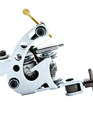 cheap -Tattoo Machine Starter Kit - 2 pcs Tattoo Machines with 7 x 5 ml tattoo inks LED power supply Case Not Included 2 cast iron machine liner & shader