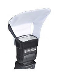 универсальный портативный флэш-софтбокс диффузор карман вышибала xtlb для Canon Nikon Olympus вспышек Сони