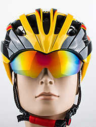 cheap -PROMEND 27 Vents Light Weight, Ventilation EPS, PC Sports Road Cycling / Recreational Cycling / Cycling / Bike - Black / Yellow / Black / Orange / White+Gray Men's / Women's / Unisex