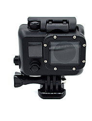 Protective Case Screw Waterproof Housing Case Mount / Holder Waterproof For Gopro 4 Gopro 3 Gopro 3+