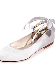 cheap -Women's Wedding Shoes Round Toe Flats Wedding / Party & Wedding Shoes More Colors available