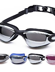 cheap -Anti Fog Swimming Goggles Coating Kids Swimming Glasses Men Women Children Goggles Adjustable Eyeglasses