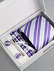 мужская вечеринка / вечерний галстук для бизнеса 5 штук комплект с коробкой