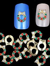 preiswerte -- Finger - Andere Dekorationen - Metall / Andere - 10 Stück - 7X5X0.5 cm
